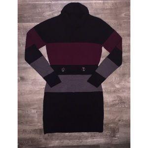 🆕Striped Sweater Dress
